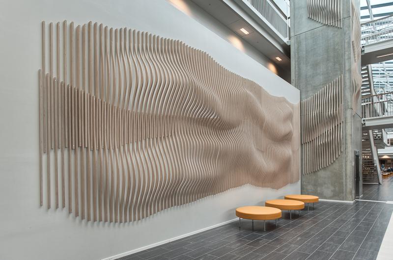 1. Vrimmel - Pasi Aalto - Pekka Stokke - Strinda High School Public Art Installation-1