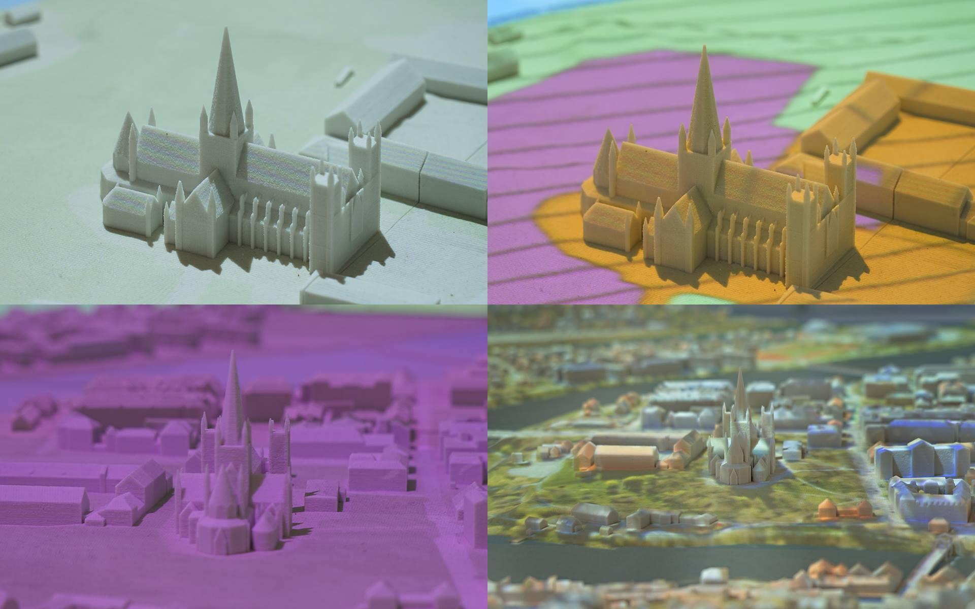 Nidarosdomen in 3D
