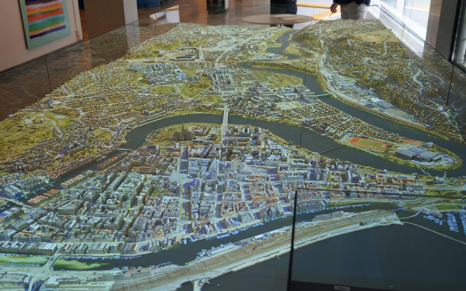 Trondheim in 3D